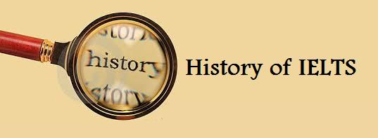 history of ieilts