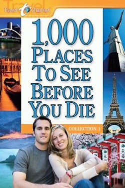 1000 Places you should see