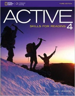 Active Reading book 4