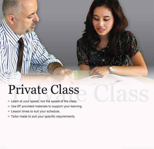 IELTS private classes