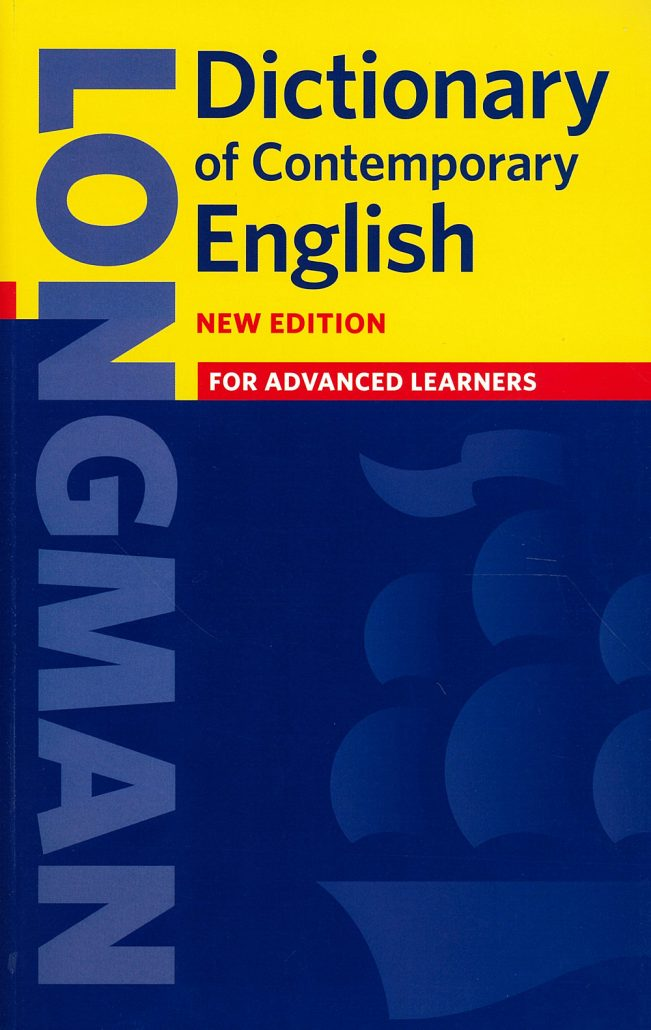 Longman Dictionary for improving vocab
