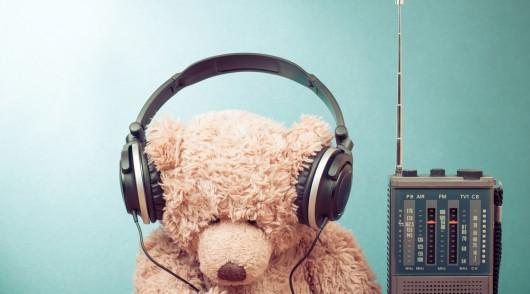 Radio for Improving English