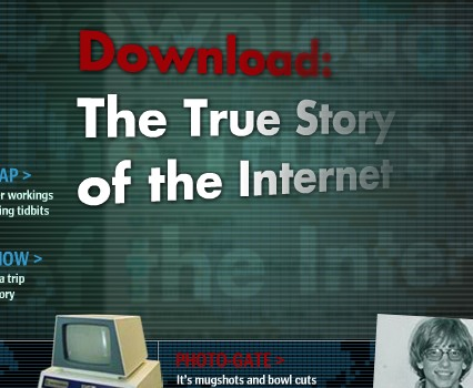 the true story of the internet documentary