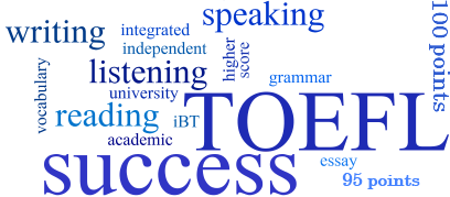 Fastest Way to TOEFL