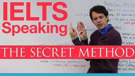 Improving IELTS Speaking