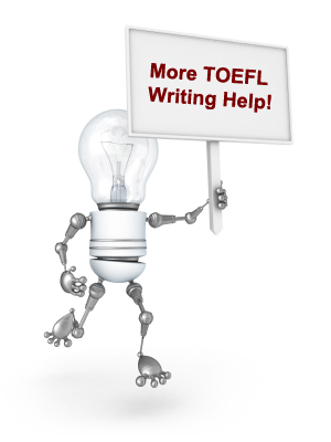 TOEFL Writing Tips