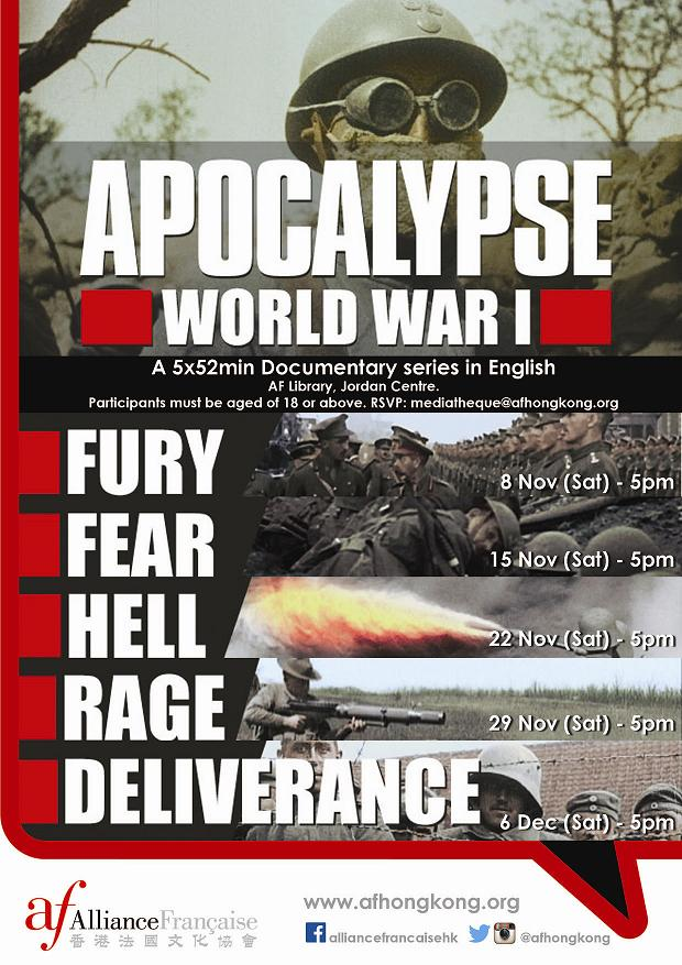 apocalypse world war i