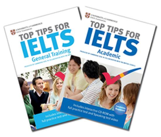 Tips for IELTS