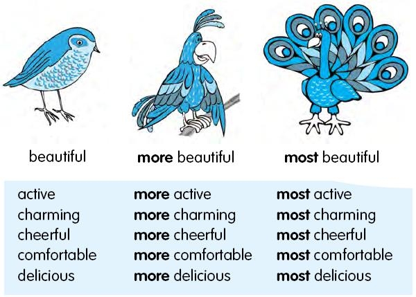 Comparison Adjective - IELTS TOEFL