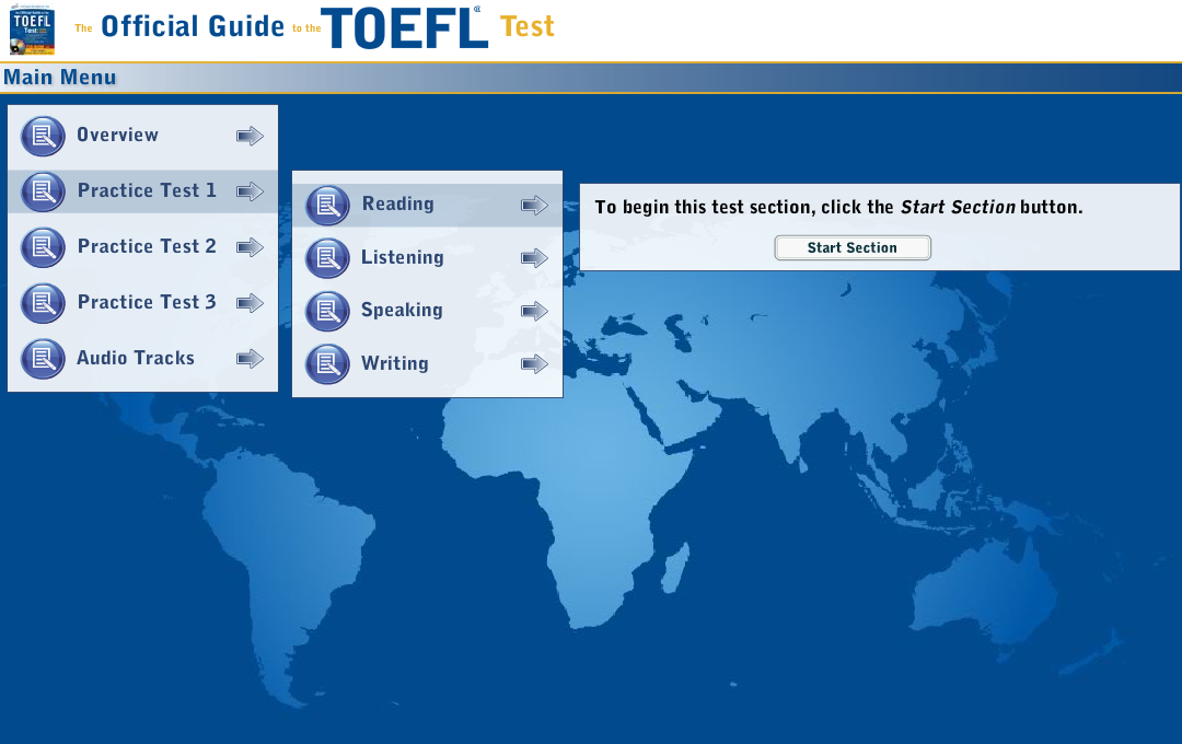 ETS Official Guide to TOEFL