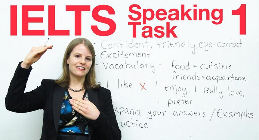 IELTS Speaking Part 1 Introduction