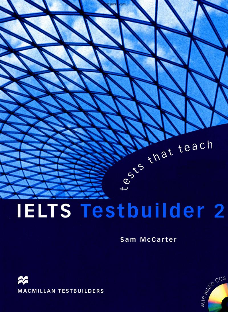 Pages from IELTS Test Builder--from ielts2.com