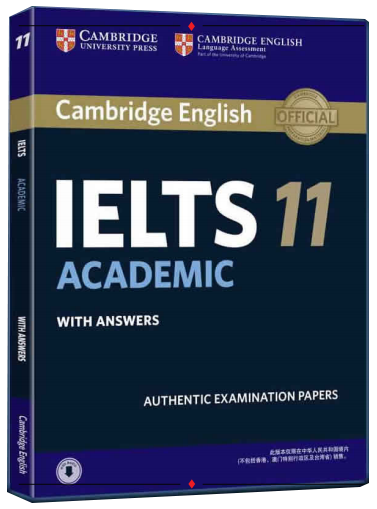 دانلود کتاب کمبریج آیلتس Cambridge IELTS 11