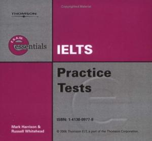 IELTS Practice Tests, Thompson