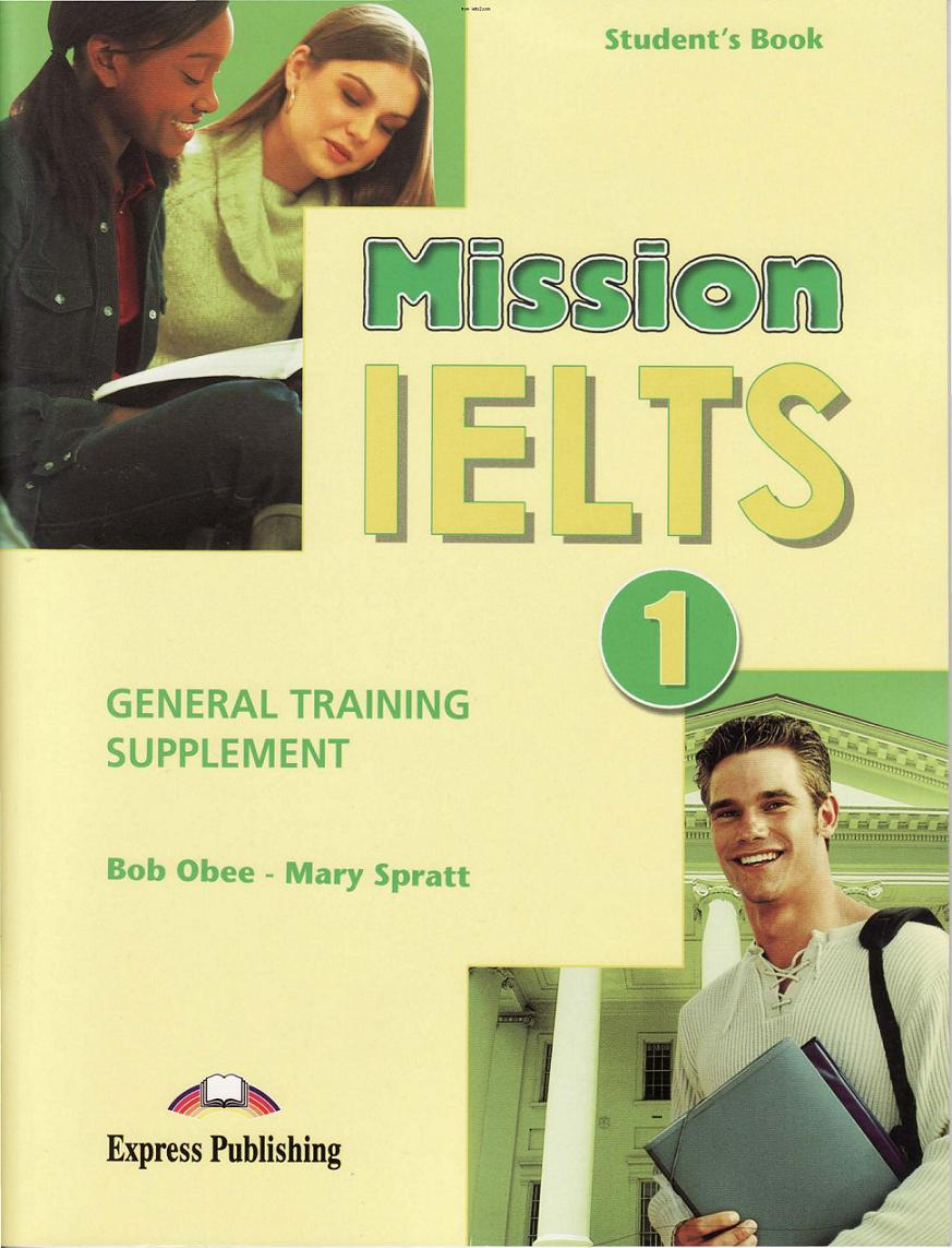 Mission General--from ielts2.com