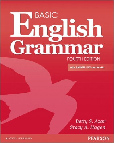 Betty Azar Basic English Grammar--from ielts2.com