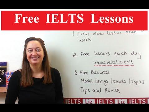 IELTS Liz Videos
