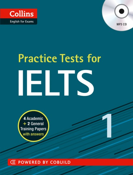 دانلود کتاب Collins Practice Tests for IELTS 1