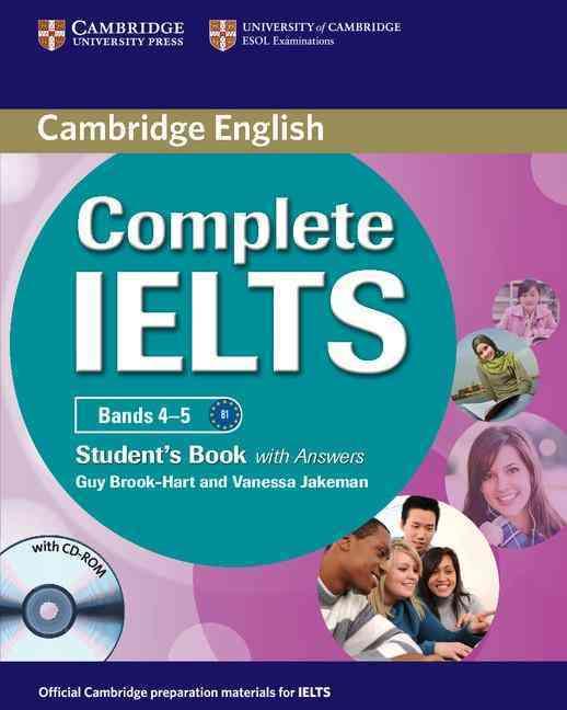 دانلود کتاب Complete IELTS Band 4-5