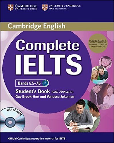 دانلود Complete IELTS Bands 6.5-7.5