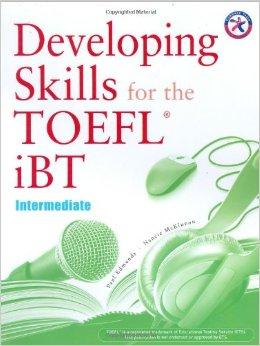 دانلود کتاب Developing Skills for the ibt TOEFL