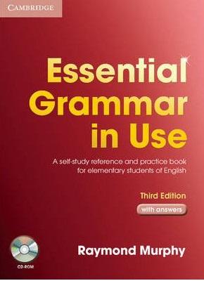 دانلود رایگان کتاب Essential Grammar in Use