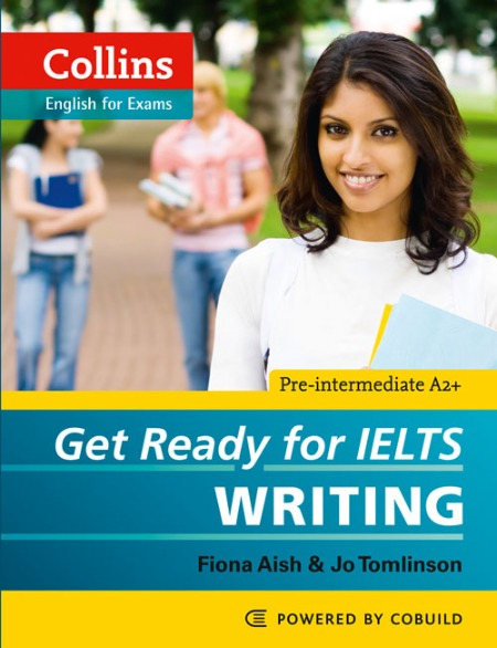 دانلود کتاب Get Ready for IELTS Writing