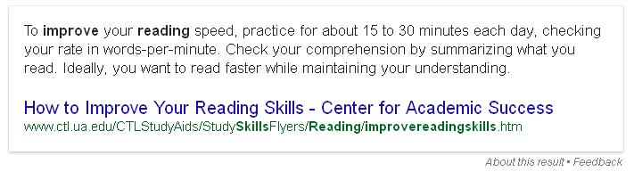 برنامه ریزی برای تقویت مهارت Reading