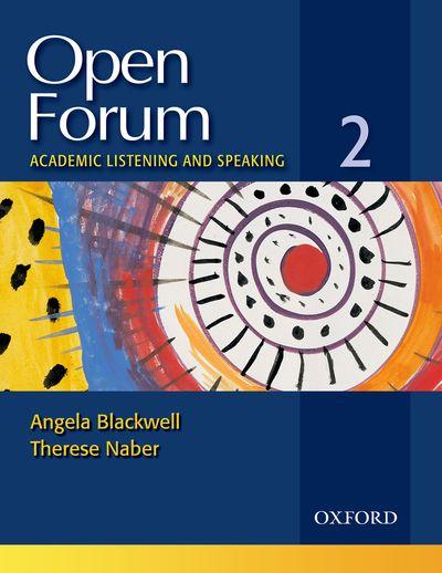 دانلود کتاب Open Forum 2