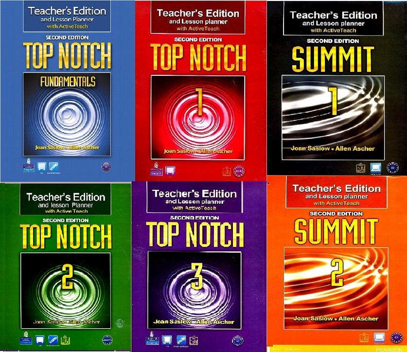 دانلود رایگان کتاب معلم Summit