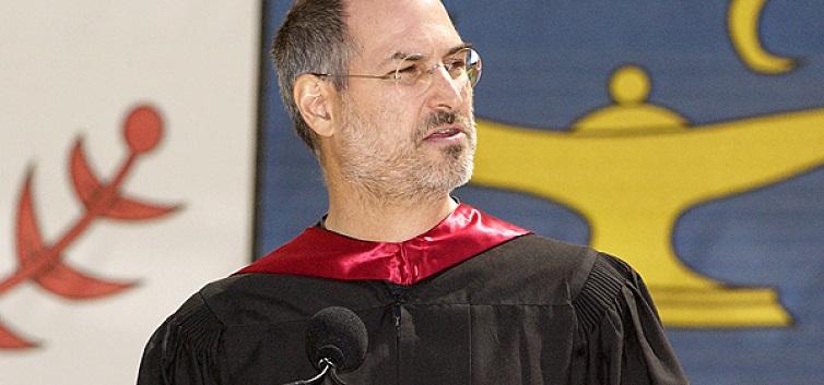 دانلود سخنرانی استیو جابز در دانشگاه استنفورد