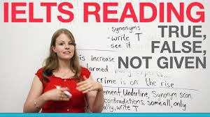 IELTS Reading Tips
