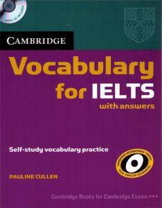 دانلود مستقیم کتاب Cambridge Vocabulary for IELTS