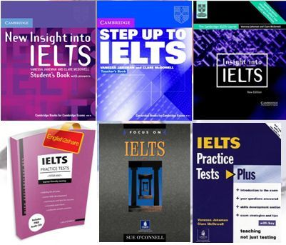 Best IELTS Books