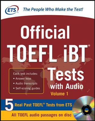 ETS TOEFL Book