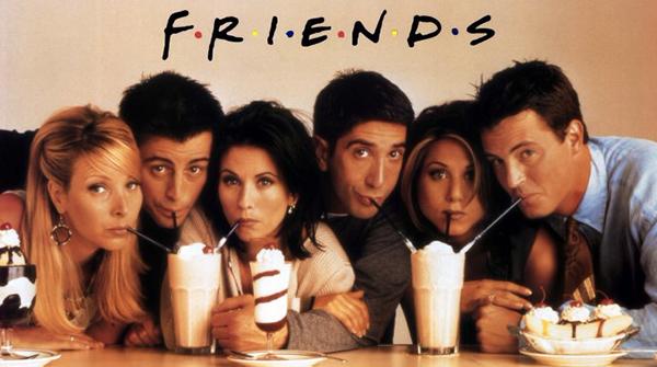 دانلود سریال آموزش زبان انگلیسی Friends