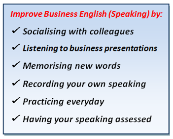 Improve IELTS Speaking