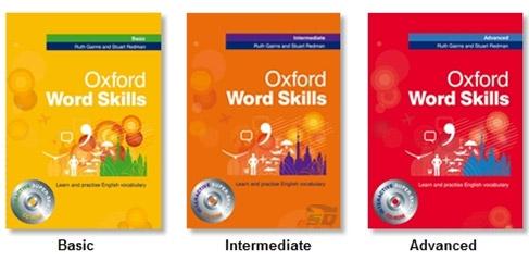دانلود نرم افزار تقویت لغت Oxford Word skills Basic