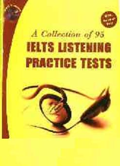 95 Listening IELTS Tests Book