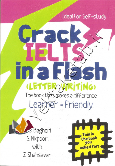Crack IELTS in a Flash Letter Writing
