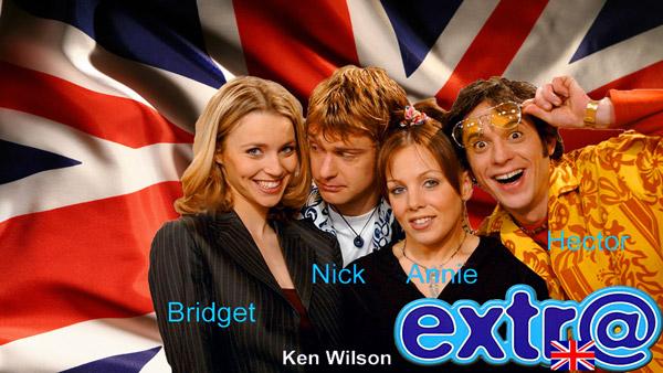 دانلود رایگان سریال Extra + زیرنویس انگلیسی