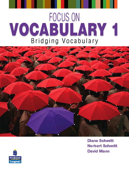 دانلود کتاب Focus on Vocabulary 1 With Answer Key