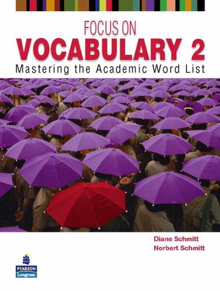 دانلود کتاب Focus on Vocabulary 2 با کیفیت بالا