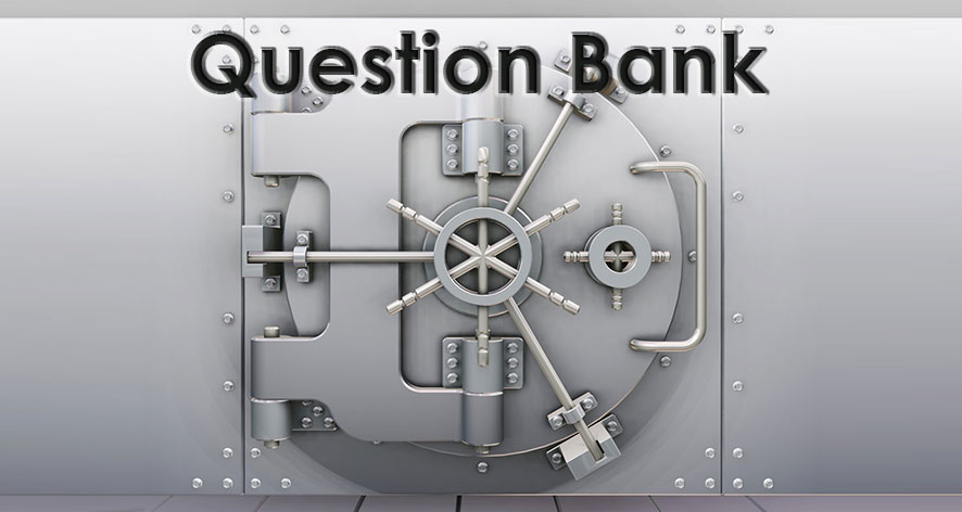 IELTS Question Bank