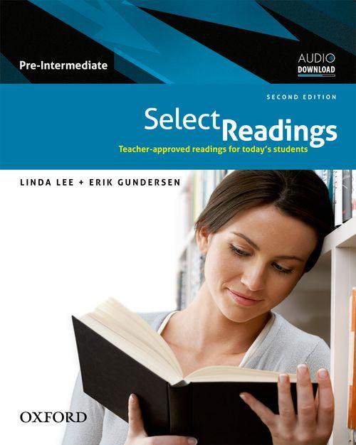 دانلود کتاب ویرایش دوم(جدید) Select Readings Pre-Intermediate