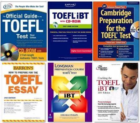 TOEFl Best Books