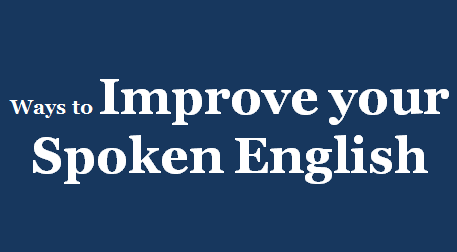 Ways to Improve English