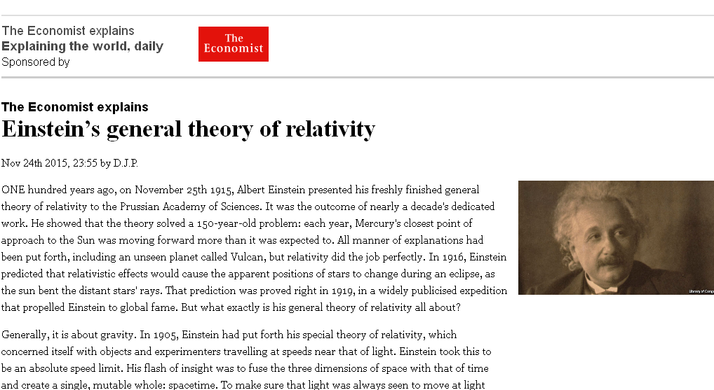 Economis Articles