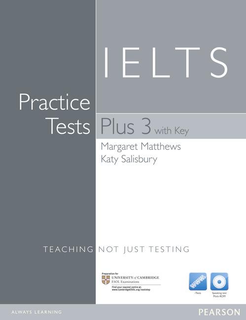 دانلود کتاب IELTS Plus 3 با کیفیت بالا