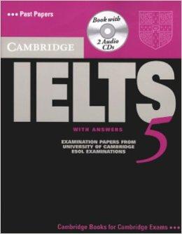 دانلود جلد 5 کتاب Cambridge IELTS